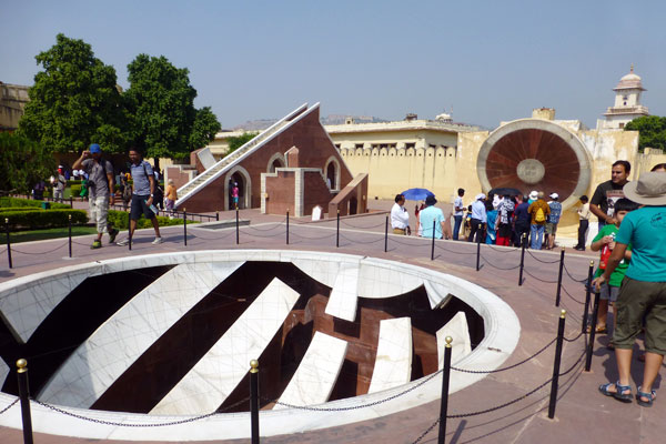 Jaipur Tourism | Jantar Mantar | Travel Destinations in Inida