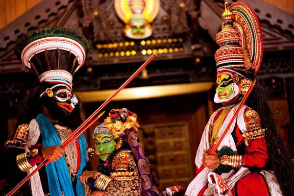 Luxury Tour in India | Kathakali | The Travel Planners