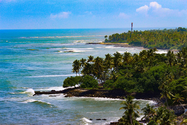 Kerala Cultural Tour | Beach in Kollam | The Travel Planners