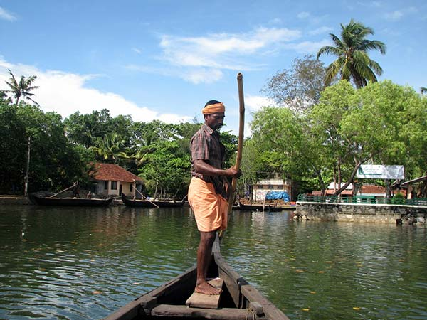 Honeymoon with Private Pool | Backwater attractions in Kollam | The Travel Planners