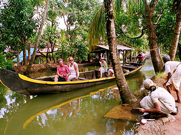 Kerala Luxury Tour