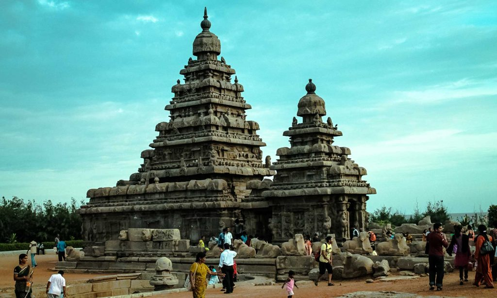 mahabalipuram temple, india tour
