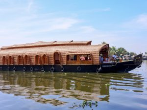 Evergreen Houseboat